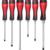 KSTOOLS - Boîte de 6 tournevis ULTIMATEmax, 3,5 à 8 mm - PH1 à PH3 - 922.6110