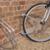 MOTTEZ - Range 1 vélo mural pivotant - B049Q