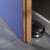 MOTTEZ - Butée/bloque porte nickelé mat - VRAC - B062VNI