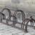 MOTTEZ - Range 5 vélos Versailles double niveau - B129USRG