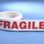 """MOTTEZ - Rouleau adhésif """"FRAGILE""""66mx 50mm - B779V"""