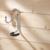 MOTTEZ - Crochet XXL double dont 1 gainé - F125G