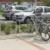 MOTTEZ - Râtelier sur 2 niveaux cote à cote pour 6 vélos - M024V6AR
