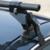 Pack complet 2 barres de toit prémontées en acier Cam Logico 19013 avec fixation standart